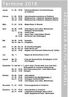 Alle Termine 2018 in der PDF-Übersicht